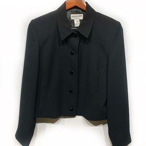 Pendleton Black Classic 5 Buttons Blazer   Jacket